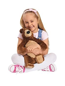 masha-the-bear-masha-plush-bear-35cms