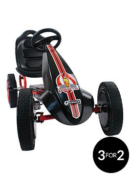 hurricane-go-cart-red