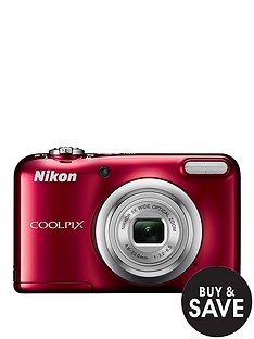 nikon-coolpix-a10-red