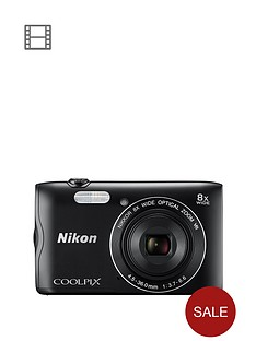 nikon-coolpix-a300-black