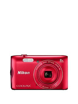 nikon-coolpix-a300nbspcamera-red