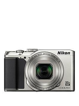 Nikon Coolpix A900 Camera  Silver
