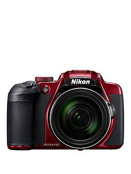 Nikon Coolpix B700 Camera  Red