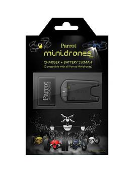 parrot-mini-drones-evo-spare-battery-and-charger
