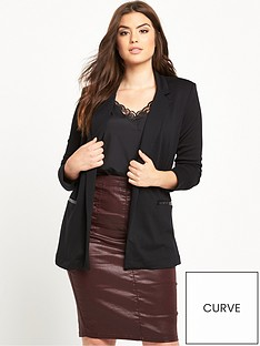 v-by-very-curve-jersey-blazer