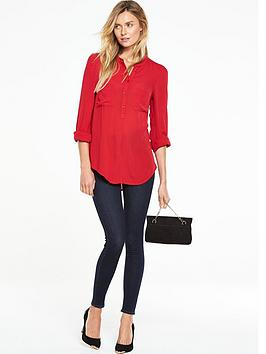 v-by-very-crinkle-blouse