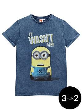 minions-boys-it-wasnrsquot-me-acid-wash-t-shirt-3-10yrs