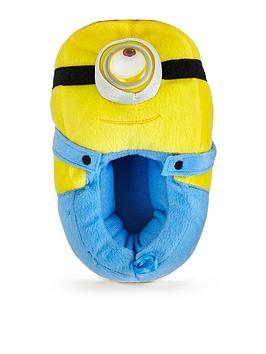 despicable-me-minions-3d-slipper