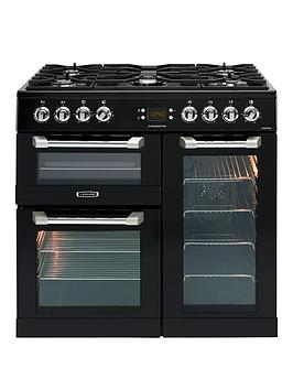 Leisure Cs90F530K Cuisinemaster 90Cm Dual Fuel Range Cooker   Cooker With Connection