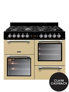 leisure-ck100f232c-cookmaster-100-100cm-dual-fuel-range-cooker-with-optional-connection-cream