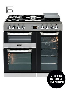 leisure-cs90f530x-cuisinemaster-90cm-dual-fuel-range-cooker-stainless-steel