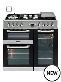 leisure-cs90f530x-cuisinemaster-90cm-dual-fuel-range-cooker-stainless-steel