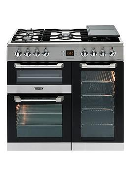 Leisure Leisure Cs90F530X Cuisinemaster 90Cm Dual Fuel Range Cooker With  ... Picture