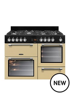 leisure-ck110f232c-cookmaster-110cm-dual-fuel-range-cooker-cream