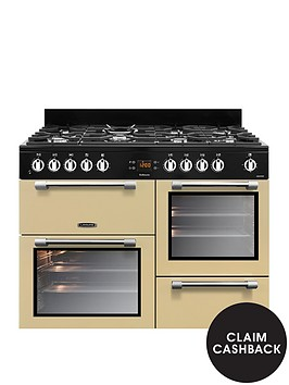 leisure-ck110f232c-cookmaster-110cm-dual-fuel-range-cooker-with-connection-cream