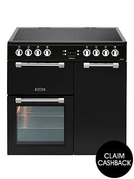 leisure-ck90c230k-cookmaster-90cm-electric-range-cooker-with-ceramic-hob-black