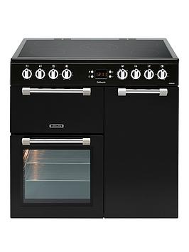 Leisure Leisure Ck90C230K Cookmaster 90Cm Electric Range Cooker With  ... Picture