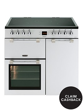 leisure-ck90c230s-cookmaster-90cm-electric-range-cooker-with-ceramic-hob-silver