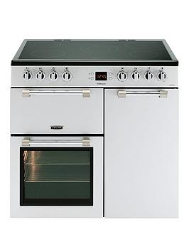 Leisure Leisure Ck90C230S Cookmaster 90Cm Electric Range Cooker With  ... Picture