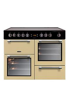 leisure-ck100c210c-cookmaster-100cm-electric-range-cooker-with-ceramic-hob-and-optional-connection-cream