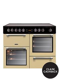 leisure-ck100c210c-cookmaster-100cm-electric-range-cooker-with-ceramic-hob-cream