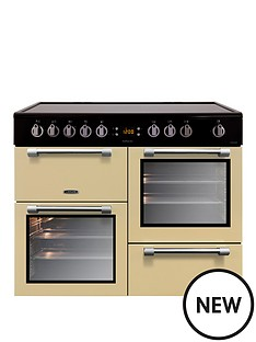 leisure-ck100c210c-cookmaster-100cm-electric-range-cooker-with-ceramic-hob-cream