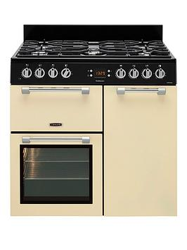 Leisure Ck90F232C Cookmaster 90Cm Dual Fuel Range Cooker   Cooker Only
