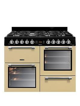 Leisure Ck100G232C Cookmaster 100 100Cm Gas Range Cooker With Optional Connection  Cream  Cooker Only