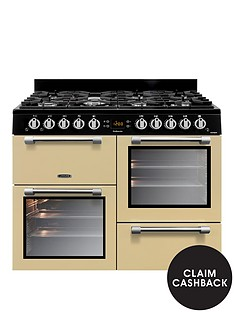 leisure-ck100g232c-cookmaster-100cm-gas-range-cooker-with-optional-connection-cream