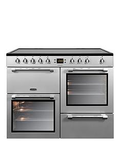 leisure-ck100c210s-cookmaster-100cm-electric-range-cooker-with-ceramic-hob-and-optional-connection-silver