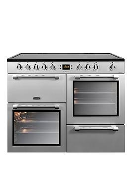 Leisure Leisure Ck100C210S Cookmaster 100Cm Electric Range Cooker With  ... Picture