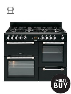 leisure-ck110f232k-cookmaster-110cm-dual-fuel-range-cooker-with-optional-connection-black