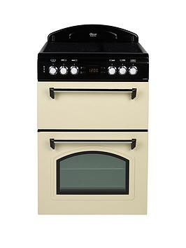 Leisure Cla60Cec 60Cm Electric Classic Mini Range Cooker   Cooker With Connection