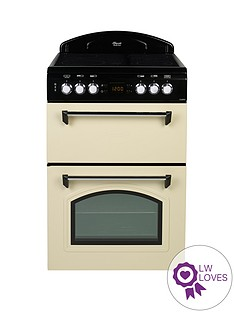 leisure-cla60cec-60cm-electric-classic-mini-range-cooker-with-connection-cream