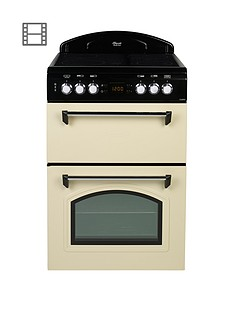 leisure-cla60cec-60cm-electric-classic-mini-range-cooker-with-optional-connection-cream