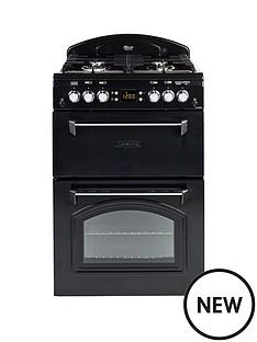 leisure-cla60gac-gas-60cm-classic-mini-range-cooker-black