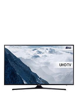 Samsung Ue55Ku6000 55 Inch Ultra Hd 4K Freeview Hd Smart Led Tv