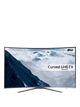 Samsung Ue49Ku6500 49 Inch Freeview Hd Led Smart Ultra Hd Curved Tv