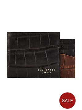 ted-baker-ted-baker-croc-wallet-and-card-holder-gift-set