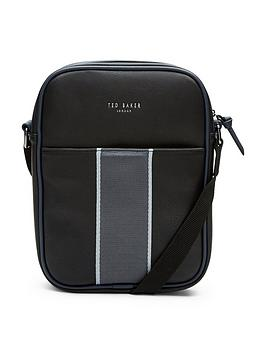 ted-baker-striped-webbing-flight-bag