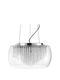 glass-cloche-ceiling-light