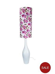 floral-floor-lamp