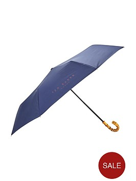 ted-baker-printed-compact-umbrella