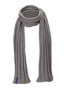 superdry-ribbed-scarf