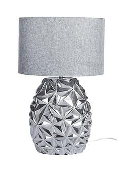faceted-table-lamp