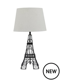 eiffel-shaped-table-lamp