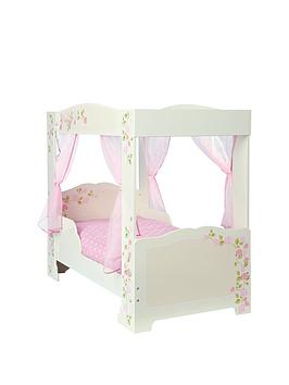 Hello Home Hello Home Rose Four Poster Toddler Bed Picture
