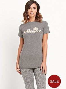 ellesse-rosa-fitted-t-shirt