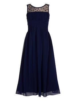 little-misdress-girls-embellished-neck-maxi-dress