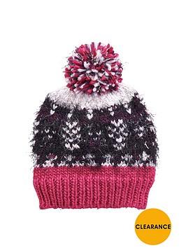 joe-browns-remarkable-mixed-knit-hat